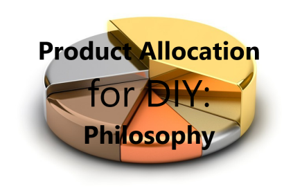 Product Allocation in Retirement