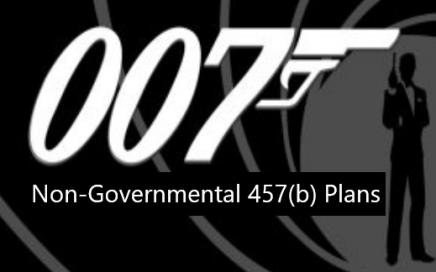 Ultimate Guide To Non Governmental 457 B Plans