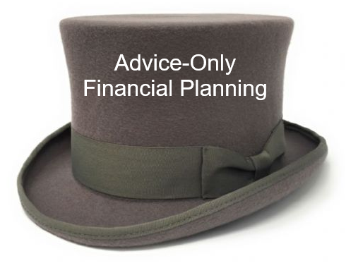 advice-only financial planning