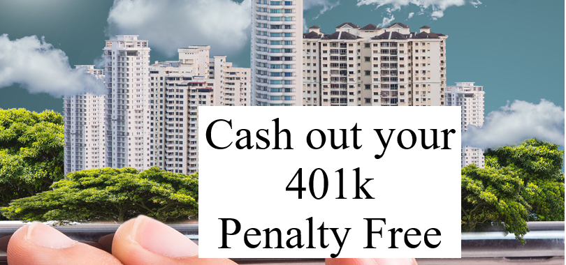 Cashing Out a 401k to Invest in Real Estate