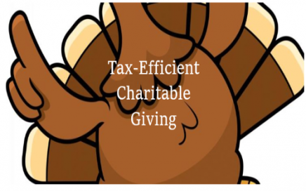 Tax-Efficient Charitable Giving