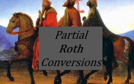 Partial Roth Conversions