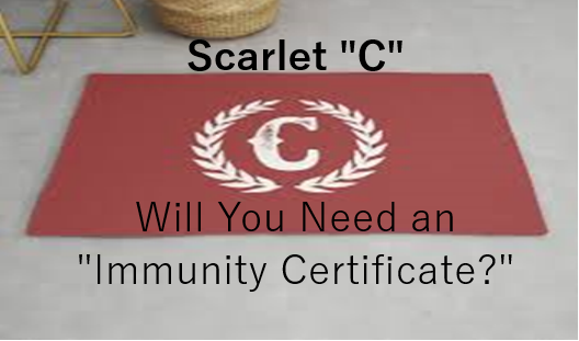Immunity Certificates and Scarlet C