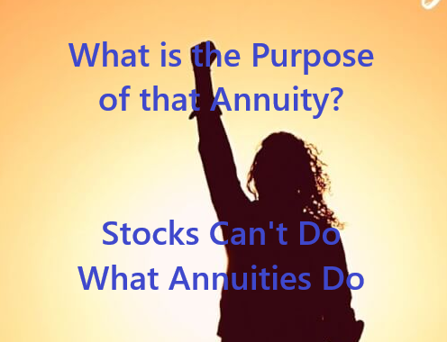 purpose of an annuity