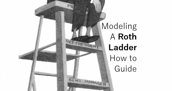 Building a Roth Conversion Ladder