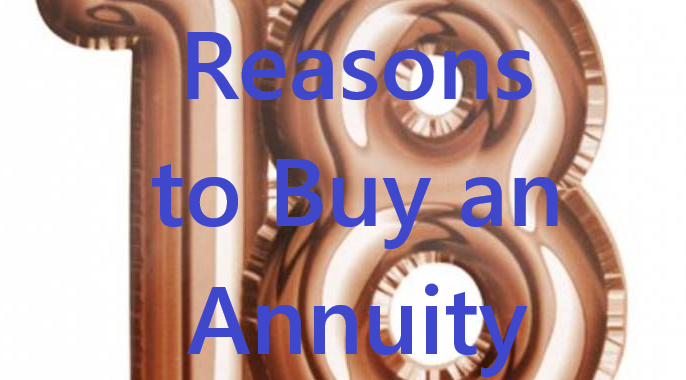 Reasons to buy annuity