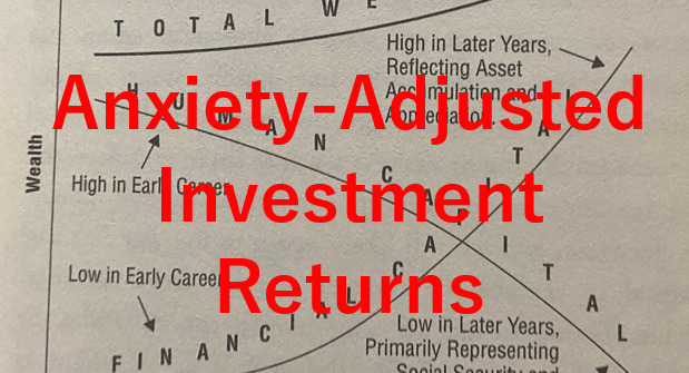 anxiety-adjusted returns