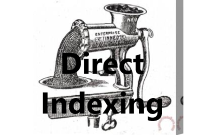 direct indexing